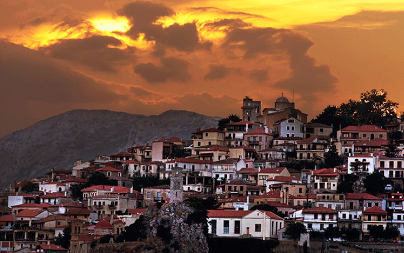 A gastronomic journey to Arachova